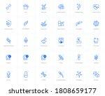 dogs food properties   editable ... | Shutterstock .eps vector #1808659177