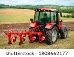 Agricultural Plow For Deep...