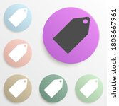 tag badge color set. simple...