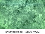 green marble stone surface... | Shutterstock . vector #18087922