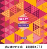 abstract background | Shutterstock .eps vector #180886775