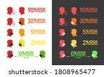 infographics illustration...   Shutterstock .eps vector #1808965477