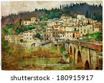 Pictorial Villages Of Italy ...