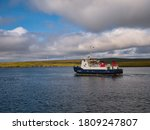 Shetland  Uk   Aug 6 2020  The...