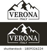 Verona Typography Design Vecto...
