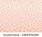bright pink human skin cells | Shutterstock .eps vector #1809356284