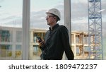Construction Worker Listening...