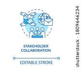stakeholder collaboration...   Shutterstock .eps vector #1809646234