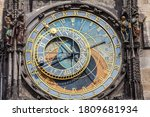 View Of The Prague Astronomica...