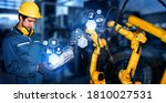 Smart Industry Robot Arms For...