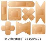 illustration of the medical... | Shutterstock .eps vector #181004171