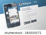 kuala lumpur  malaysia march 11 ... | Shutterstock . vector #181010171