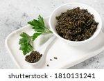 Black Caviar. Black Sturgeon...