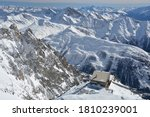 courmayeur  italy   february 20 ... | Shutterstock . vector #1810239001