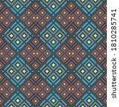 mediterranean style ceramic... | Shutterstock .eps vector #1810285741