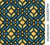 mediterranean style ceramic... | Shutterstock .eps vector #1810285744