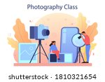 photography school course.... | Shutterstock .eps vector #1810321654