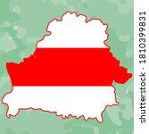 historical national flag of the ... | Shutterstock .eps vector #1810399831