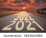 2021 2022 and 2023 new year...