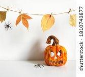 Halloween Ceramic Pumpkin Jack...