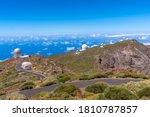 Telescopes Of The Roque De Los...