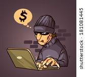 mau,violação,código,biscoito,penal,entrada,fraude,hacker,mão,identidade,informações,senha,roubo,espião,roubar