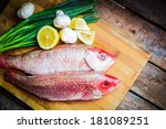 Fresh Red Snapper Preparation...