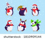 holiday christmas greeting card ... | Shutterstock .eps vector #1810909144