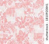 Whisper Pink Color Floral Mix...