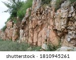 Awesome View Of Outcrops And...