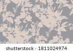 dots and spots of halftone... | Shutterstock .eps vector #1811024974