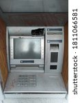Broken Atm. Bank Robbery And...