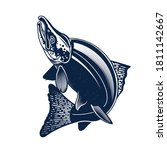 Sockeye Salmon Logo...