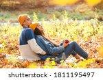 Fashionable Couple Enjoying...