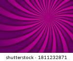Sunlight Swirl Rays Background. ...