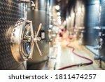 Metal Vats For Fermentation....
