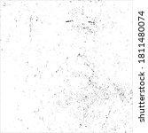 vector grunge black ink splats... | Shutterstock .eps vector #1811480074