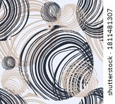 abstract seamless pattern...   Shutterstock .eps vector #1811481307