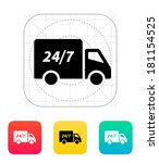 delivery service seven days a...