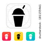 takeaway cup icon.