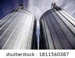 Plant For Processing And Silos...