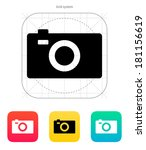 digital camera icon.