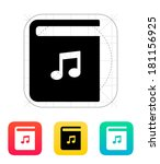 audio book icon.