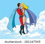 super kiss   Shutterstock .eps vector #181167545