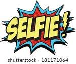 selfie | Shutterstock .eps vector #181171064