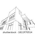 House Building Sketch...