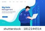 big database management landing ...