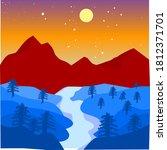 vector illustration of... | Shutterstock .eps vector #1812371701