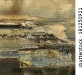 Art Abstract Acrylic Background ...
