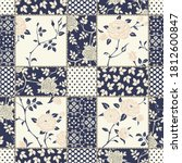 Seamless Patchwork Pattern....